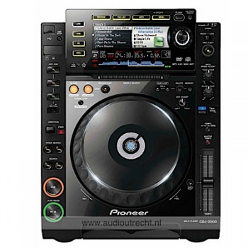 Pioneer CDJ-2000 cd-speler