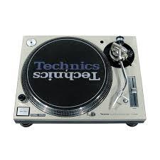 Technics SL-1200 MKII