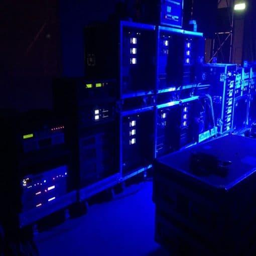 Turbo Sound versterkers