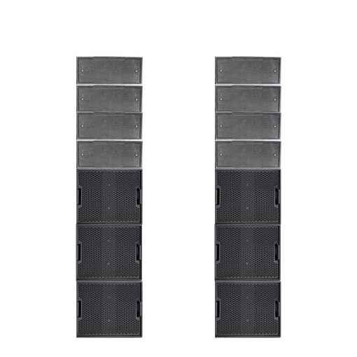 Turbosound Flex Array stackset