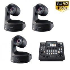 Panasonic Remote Camera set