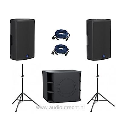 Geluidset / speakers 2