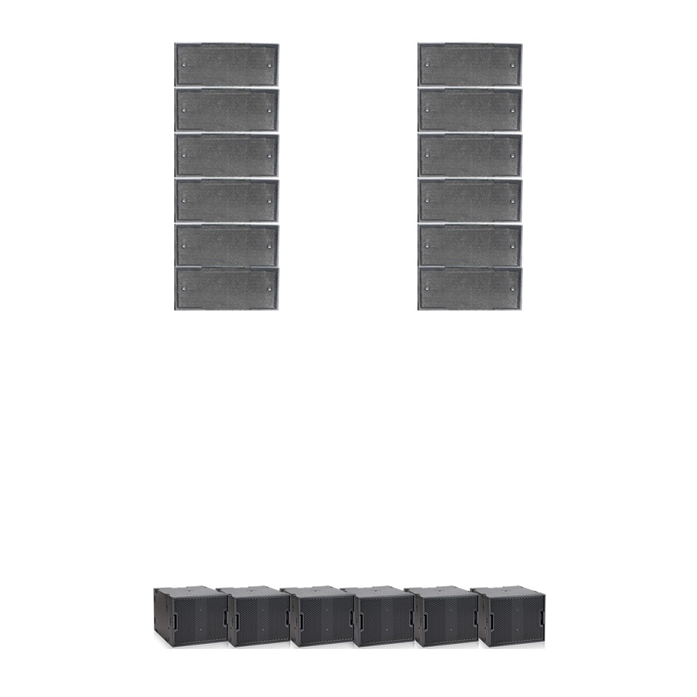 Turbosound Flex Array Fly Set 1